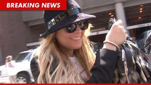 Lindsay Lohan Off Formal Probation -- Stop Clubbing and Focus on Your Work