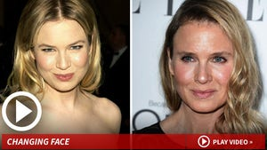 Renee Zellweger -- Let's Face It, Something's Different