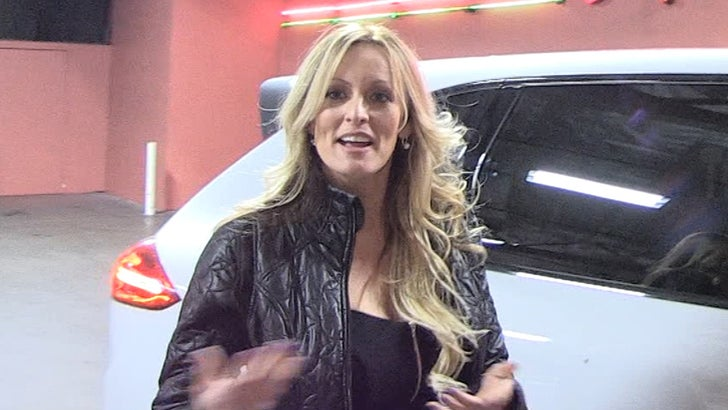 Stormy Daniels Says Donald Trump Parody Porn Off the Table