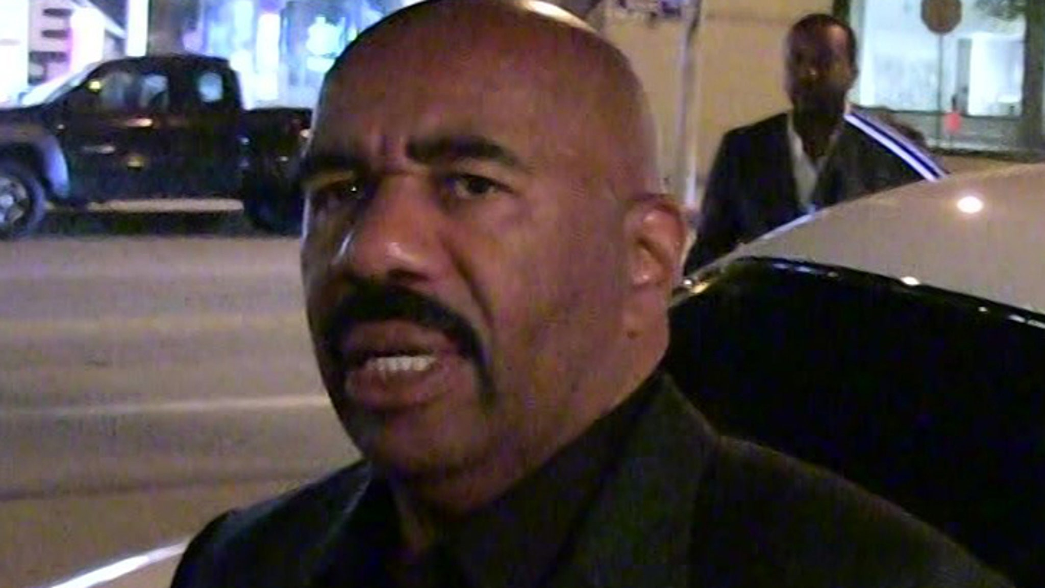 Steve Harvey Sued by Fitness Model, His Show Made Me Look Slutty