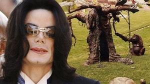 Michael Jackson's Neverland Ranch Jungle Gym Sculptures For Sale