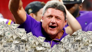 Ed Orgeron Gets Massive Pay Day After LSU Championship