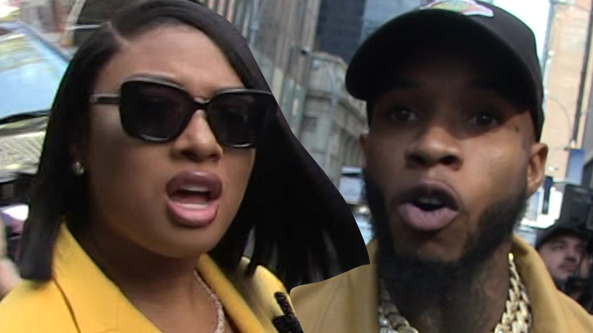 Megan Thee Stallion Tory Lanez Allegedly Shot Her But Witnesses Not Cooperating