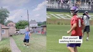 Kirk Cousins Savagely Clowned In New TikTok Challenge, Hilarious Videos