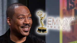 Eddie Murphy Wins Emmy For 'SNL' 40 Years After First Nomination