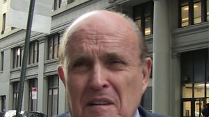Rudy Giuliani Tests Positive for COVID-19, Reportedly Hospitalized