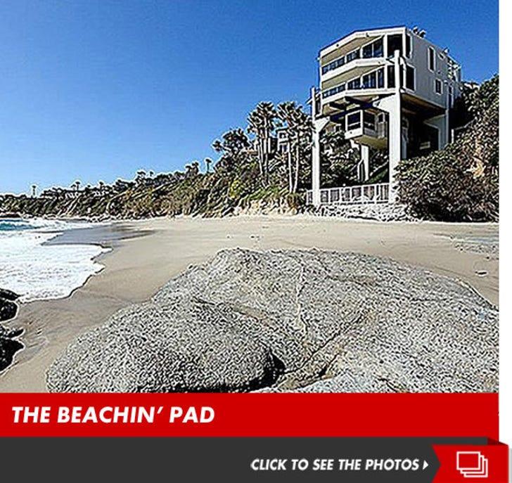 Arnie Klein Dumps His Laguna Beach Home