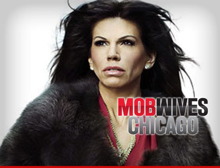 Mob Wives Star Pia Rizza -- Im Leaking My Own Naked