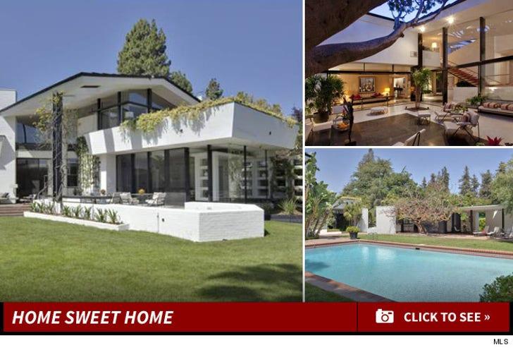 Ellen DeGeneres Flips New Mansion