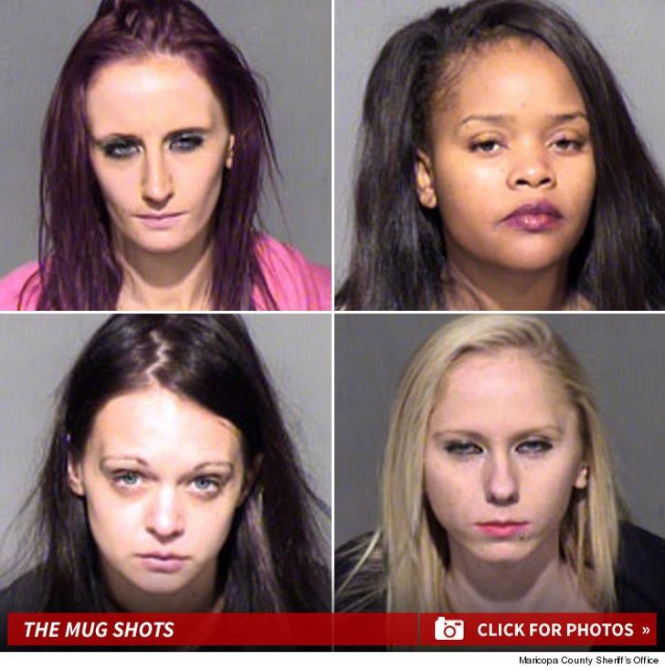 Super Bowl Week -- Prostitution Crackdown ... Around Big Game