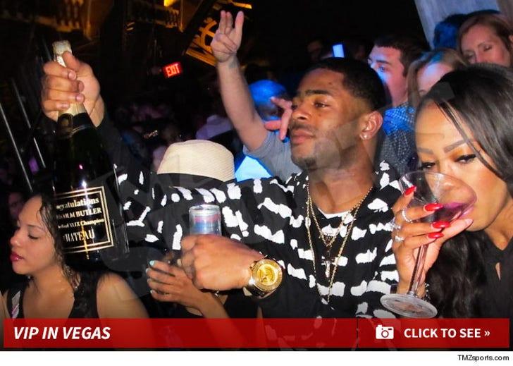 Malcolm Butler - VIP in Vegas