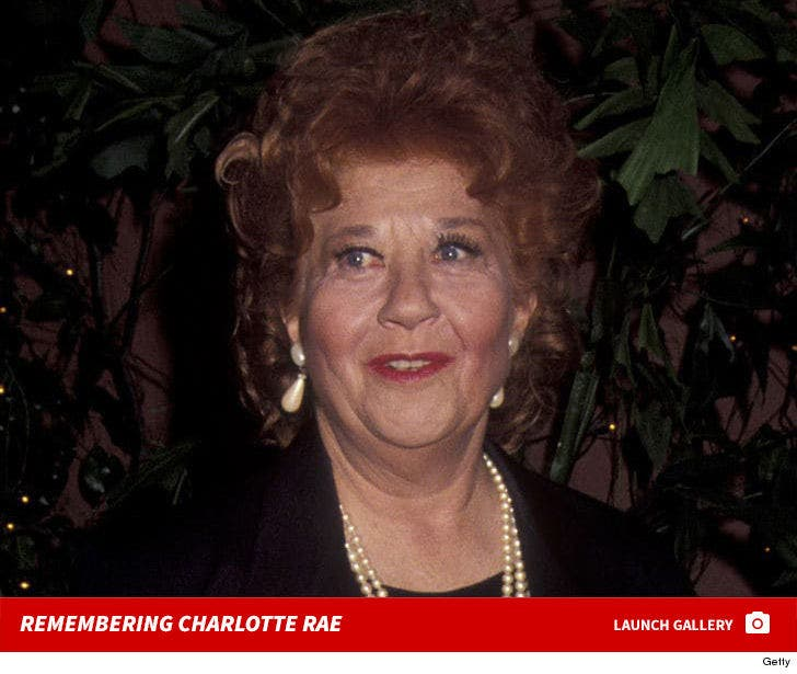 Remembering Charlotte Rae