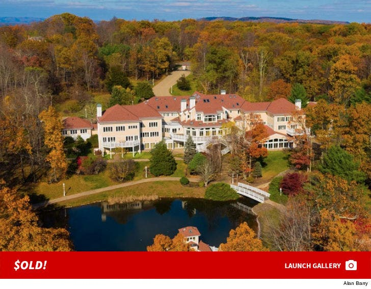 50 Cent's Connecticut Mansion -- Sold!