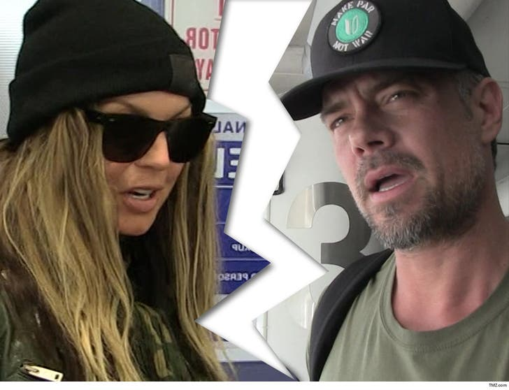 Fergie Files To Divorce Josh Duhamel After Almost 2 Years