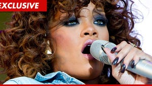 'The X Factor' Scores Big with Rihanna