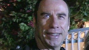 John Travolta -- Denies Sexually Assaulting Cruise Ship Worker