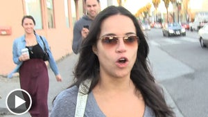 Michelle Rodriguez -- 'Not Too Keen' on Being in Christopher Dorner's Manifesto