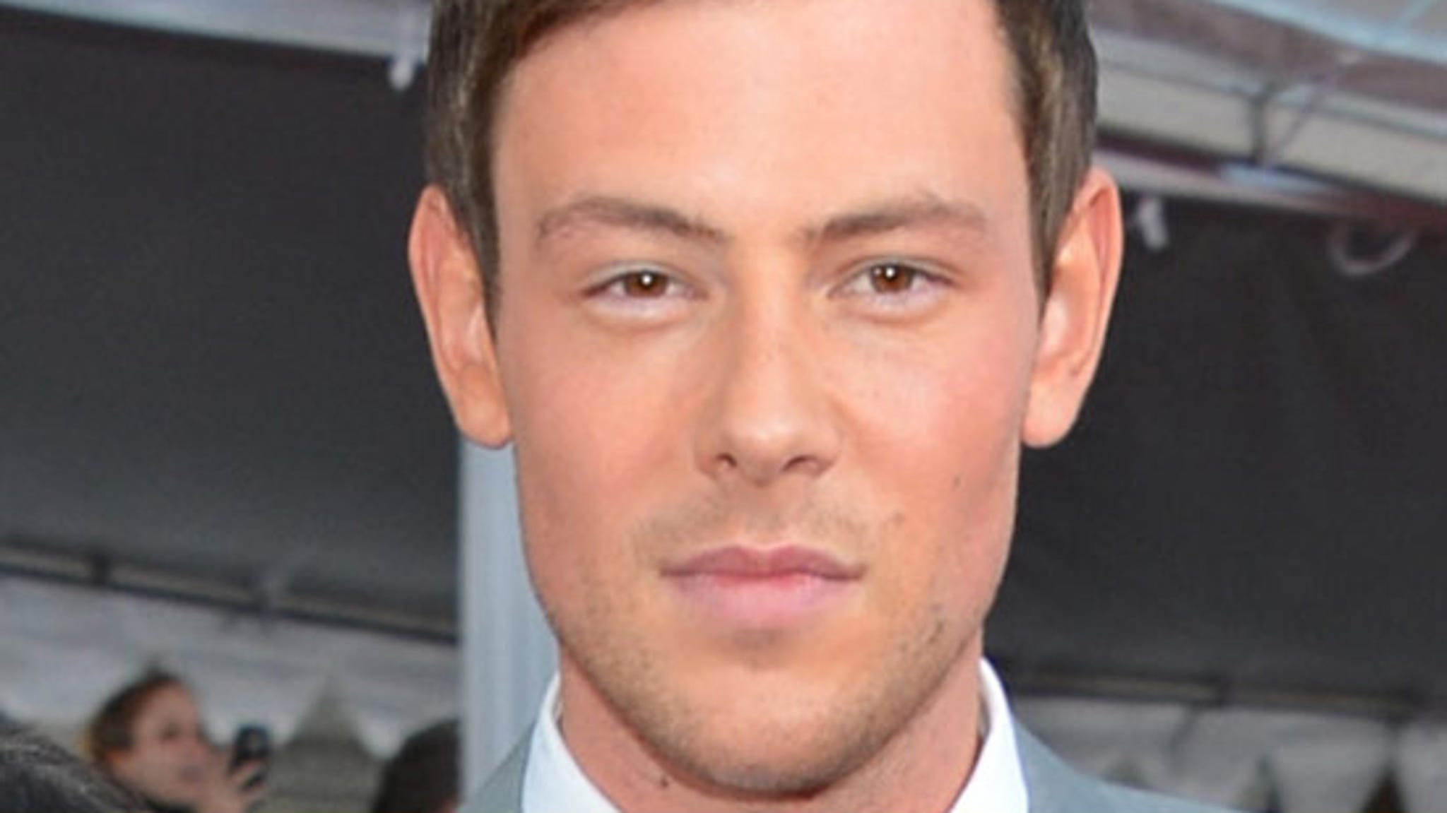 Cory Monteith Rehab -- Glee Star Seeking Help for