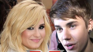 Demi Lovato -- Disses Justin Bieber at 'X Factor' Auditions