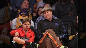 Will Ferrell -- Lakers Suck So Hard, It Makes Me Sad (PHOTO)