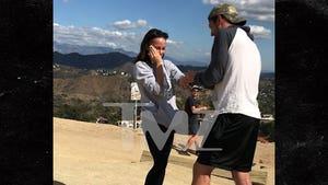 'Amazing Race' Stars Cody and Jessica Engaged After Runyon Canyon Proposal