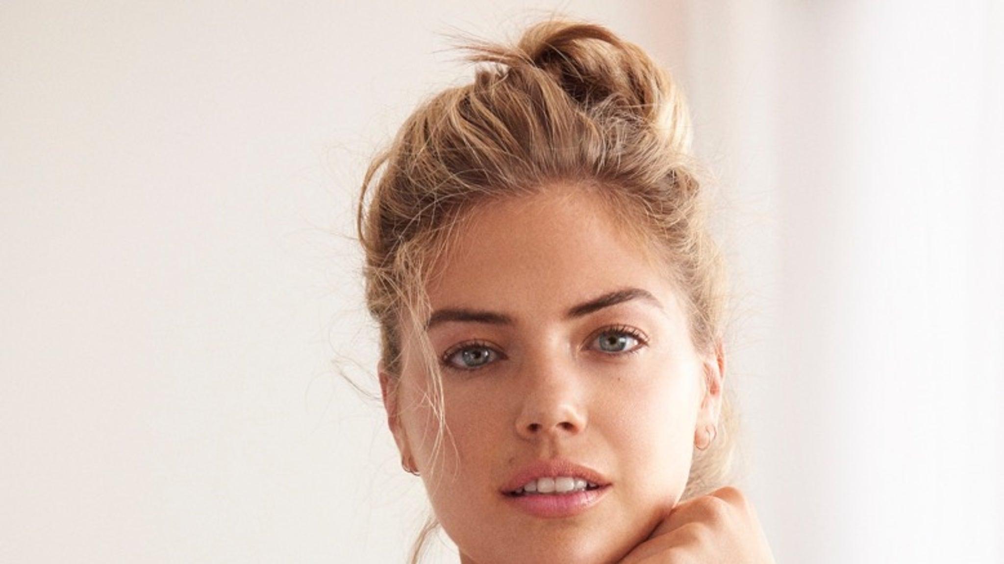Kate Upton Modeling Yamamay Lingerie-2029