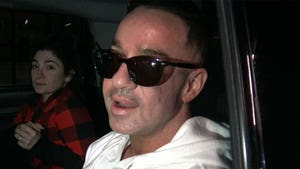 Mike 'The Situation' Sorrentino Says Taxes Will be Current This Year