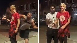 Man Randomly Sucker-Punches 12-Year-Old Street Dancer, Cops Searching