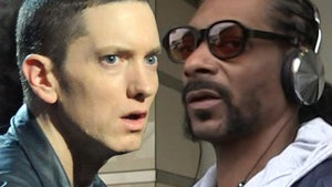 Snoop Dogg Responds to Eminem Diss on 'Zeus,' Calls It 'Soft Ass S***'