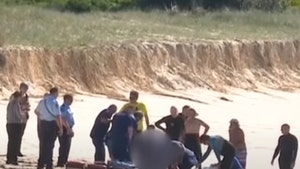 Australian Surfer Dead After Vicious Great White Shark Attack In Water