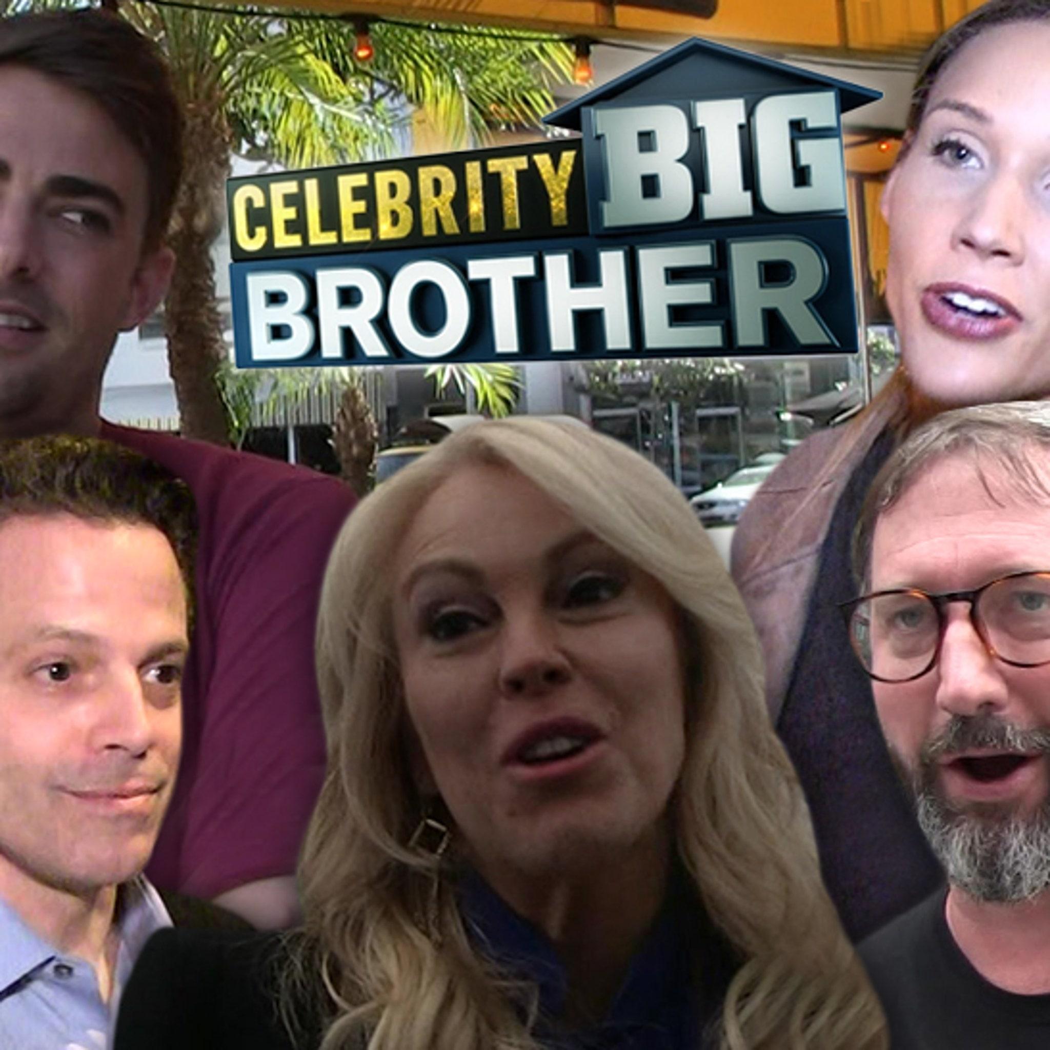 Celebrity Big Brother' Cast All Making the Same Money for Season 2 Start