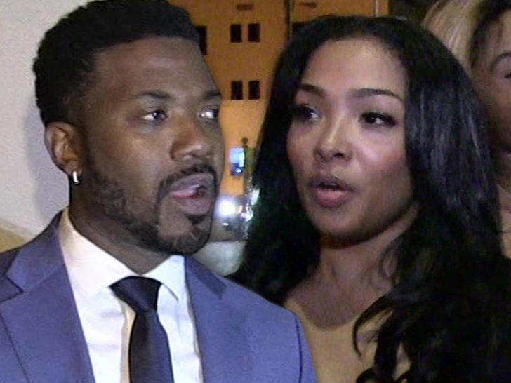 Ray J And Princess Halloween Costume 2020 Ray J Files for Divorce from Princess Love, Wants Prenup to Stand