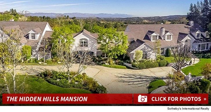 Jennifer Lopez's Hidden Hills Home
