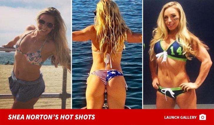 LFL Player Shea Norton's Hot Shots