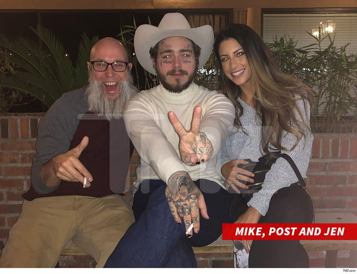 Post Malone Flew Viral 'Wow' Dancer Out for Concert and New