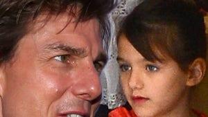 Tom Cruise -- I Never 'Abandoned' Suri, Defends Parenting Skills in Lawsuit