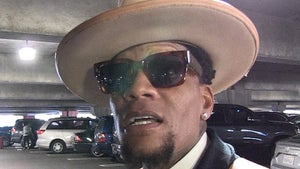 D.L. Hughley Says Dr. Dre Should Be Proud of USC Donation and His Daughter