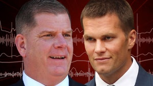Boston Mayor Clowns Tom Brady Over Tampa Park Incident, 'That's What He Gets!'
