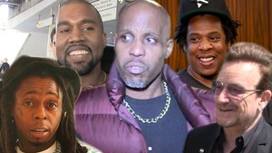 DMX Album 'EXODUS' Drops with Jay-Z, Bono, Snoop, Kanye
