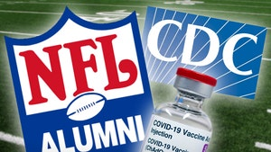CDC Paid 'NFL Alumni' Assoc. $3.5 Mil To Promote Covid-19 Vaccine