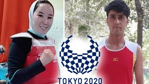 Afghan Athletes To Miss 2020 Tokyo Paralympics After Taliban Takeover