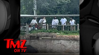 Kylie Jenner and Travis Scott Take Stormi to Houston Zoo | TMZ TV.jpg