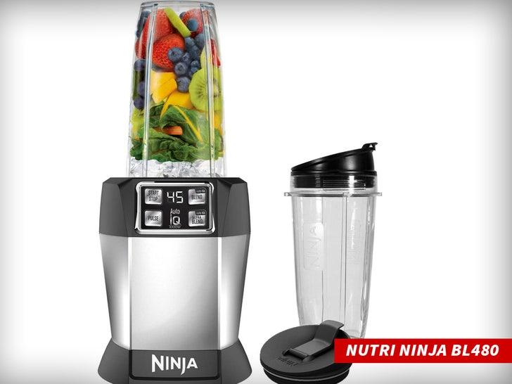 Nutri Ninja BL480