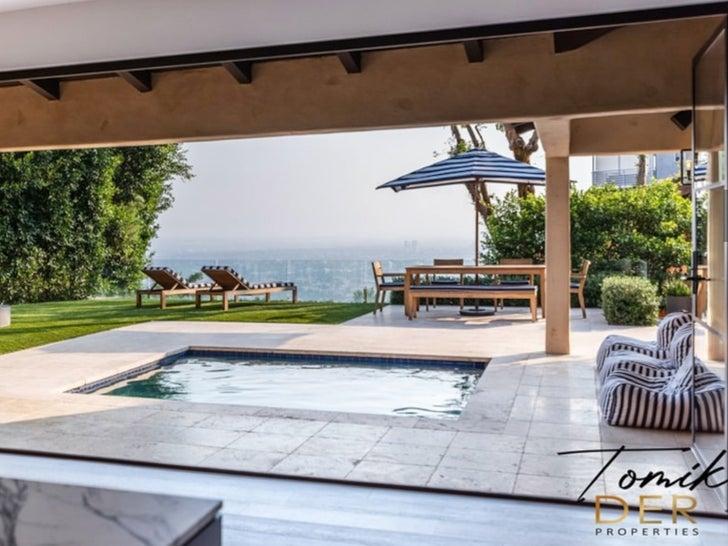 Vinny Guadagnino's New Hillside House