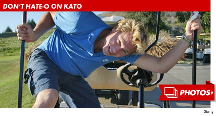 Don't Hate-O on Kato