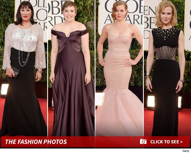 2013 Golden Globes -- The Good, The Bad and The Ugly