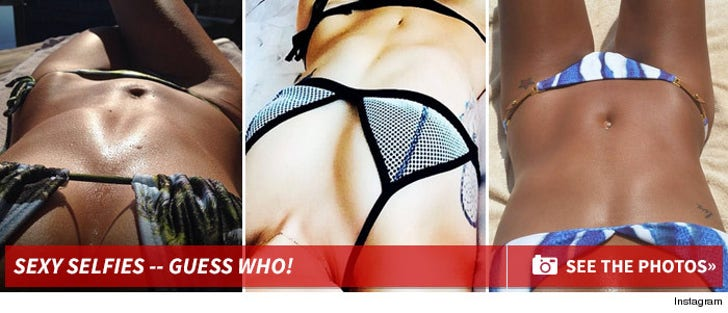 Stars Shootin' POV -- Guess The Sexy #SELFIES!