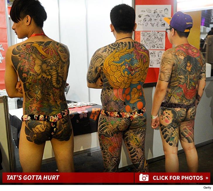 Dutdutan Tattoo Festival -- The Ink-redible Photos