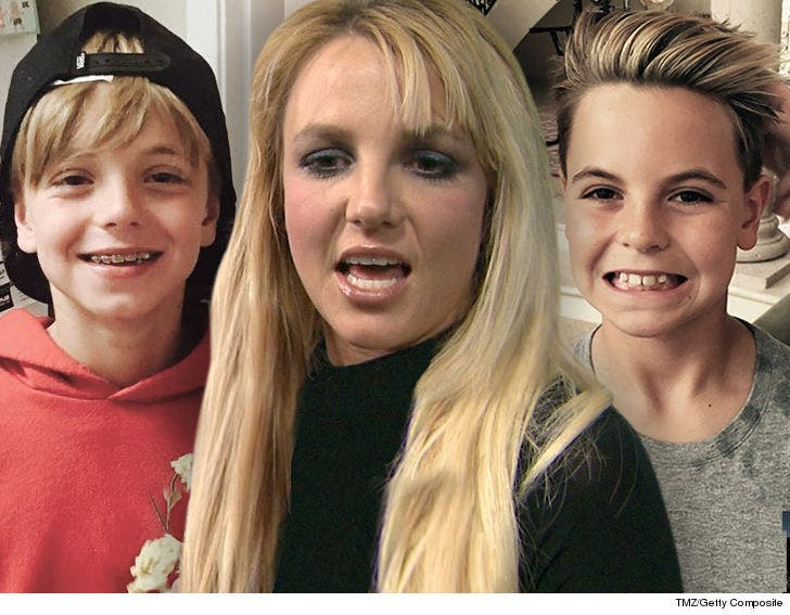Britney Spears is Drafting a New Will to Protect Her Kids