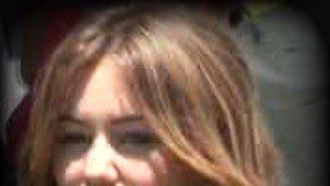 Miley's People Pull the Plug on DJ -- On Live Radio